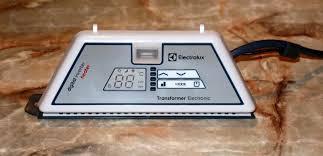 Обзор на <b>Блок управления</b> для <b>Electrolux Transformer</b> (Digital ...