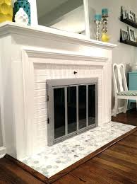fireplace tile ideas glass tile fireplace surround design pictures remodel decor ideas page photos designs images