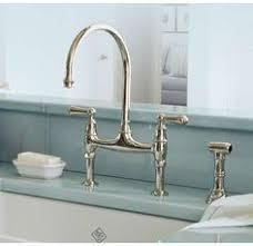 Sink Faucet Design Golden Rohl Bridge Faucet Kitchen Double Side