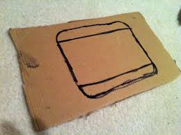 picture of starting the mouse pad