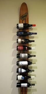 pinterest wine rack. Simple Pinterest 12 Great Wine Racks Made From Old Skis  RenewPurpose In Pinterest Rack E