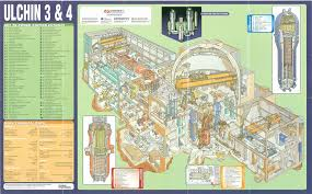 The Worlds Reactors No 100 Ulchin 3 4 South Korea