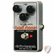 Ehx Small Stone New Design Electro Harmonix Badstone Phaser Guitar Effect Pedal