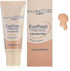 maybelline everfresh makeup 040 fawn 30ml neu ovp