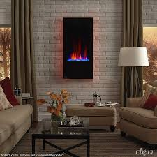 wall mount electric fireplaces. Clevr 32\ Wall Mount Electric Fireplaces R