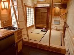 Small Picture Adorable tiny cottage is a Japanese inspired teahouse on wheels