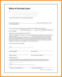 13 14 Landlord Termination Letters Wear2014 Com