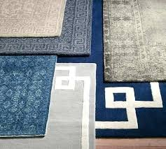 good pottery barn blue rug for tufted wool rug blue coolest pottery barn 79 pottery barn