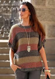 Джемпер | <b>Разноцветное</b> вязание. | Вязание, Схемы вязаных ...