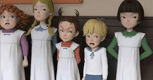 Trailer: Earwig and the Witch by Goro Miyazaki for Studio Ghibli