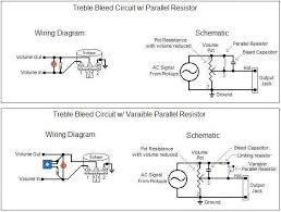 stratocaster wiring diagram treble bleed wiring diagram the fabulous four mods for your strat tele les paul and super