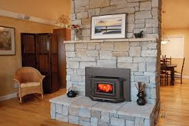 imposing decoration convert fireplace to wood stove insert benefits