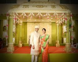 Marriage Set Design Two Weddings One Happy Couple Wedding Stage Design