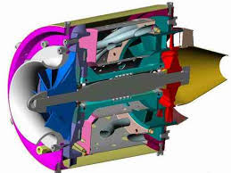 how model turbine engines work centrigugal flow model turbine engine
