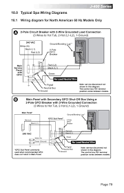 220v wiring diagram inspirational 0 typical spa wiring diagrams j Hot Tub GFCI Wiring 220v wiring diagram inspirational 0 typical spa wiring diagrams j