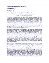 Law Of Life Essay Quotes   Essay Essay