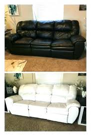 paint for leather couch i can you spray furniture couches how to dye