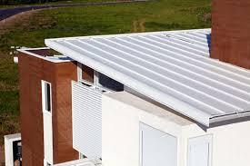 As telhas podem ser de cerâmica (barro), concreto, fibrocimento, vidro, metálicas, galvanizadas, ecológicas (fibras naturais ou. Telhas Termoacusticas Do Tipo Sanduiche Funcionam Clique Arquitetura Seu Portal De Ideias E Solucoes