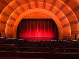 Radio City Music Hall Section 1st Mezzanine 3