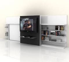 hidden beds in furniture. Home Theater Hide A Bed Photo: Resource Furniture Hidden Beds In