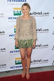 Kristen Bell Wearing An Alberta Photograph by Everett