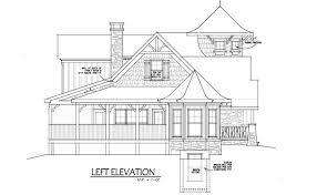 Small Cottage House Plan   Loft   Fairy Tale Cottagesmall cottage house plan   loft and porches