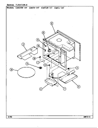 magic chef cm47jw14t microwave timer stove clocks and appliance cm47jw14t microwave turntable parts diagram