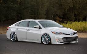 VIP Toyota Avalon? | lifewithjson