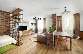 how to decorate a studio apartment on a