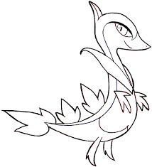 Huge Collection Of Pokemon Black And White Drawing Download More