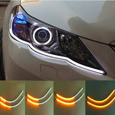 Automotive Led Light Strips Awesome Universal Flowing LED Car Light Strips AmazingCurios