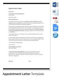 Successful Job Applicant Letter Template Hr Generalist Offer Sample