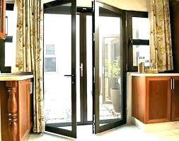 sliding patio doors with screens. Double Door Storm French Screens Patio Doors Screen With For Retractable Home Depot Fa . Sliding
