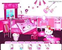 Hello Kitty Girls Bedroom Ideas