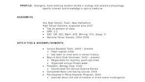 Sample Business School Resume Resume Template Unforgettable Resume