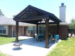 free standing patio cover hip roof plans best carport ideas on vinyl kits