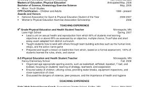 Resume Best Teacher Resume Example Sample Resumes For Customer