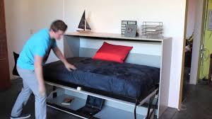 side mount twin murphy bed. Side Mount Twin Murphy Bed B