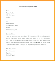 Resignation Letter Sample Pdf Putasgae Info