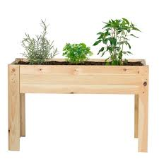 elevated garden beds. Outdoor Essentials 24 In. X 48 Raised Garden Bed Kit-232482 - The Home Depot Elevated Beds R
