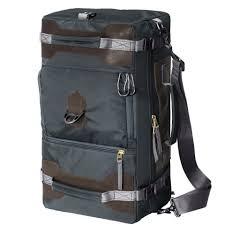 <b>Сумка</b>-<b>рюкзак</b> С-27 с кожаными накладками - Aquatic
