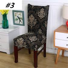 Living Room Chair Cover Popular Fabric Chair Covers For Dining Room Chairs Buy Cheap