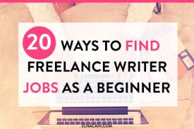 the best lance writing job boards to land your first gig   20 ways to lance writing jobs as a beginner