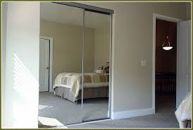 mirrored closet doors menards photo 11