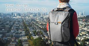 Peak Design 30l Peak Design Everyday Backpack 30l Charcoal Bb 30 Bl 1 Ashe Bb 30 As 1 Jet Black Bb 30 Bk 1 Peak Design The Everyday Backpack30 Liter 02p05nov16