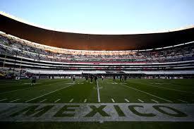 Nfl Examining Azteca Stadium For Damage After Earthquake To
