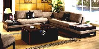 Quality Living Room Furniture Fairmont Designs Made To Order Doris 3piece Smoke Sectional Sofa