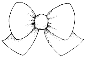 Small Picture Bow Coloring Pages Best Of itgodme