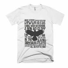 Game Winner Pants Size Chart New Game Of Thrones Nights Watch Mens Womens Tee T Shirt Usa Size S 3xl Fq1 Ebay