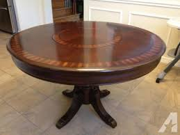ethan allen round dining table for in texas classifieds and in texas americanlisted